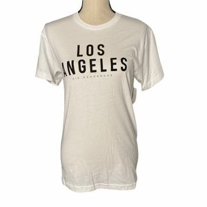 NWT Kid Dangerous Los Angeles Graphic Tee